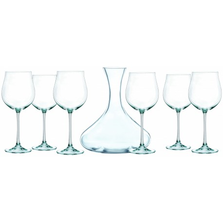 Nachtmann Vivendi Decanter Set Of 7pc,(58278)