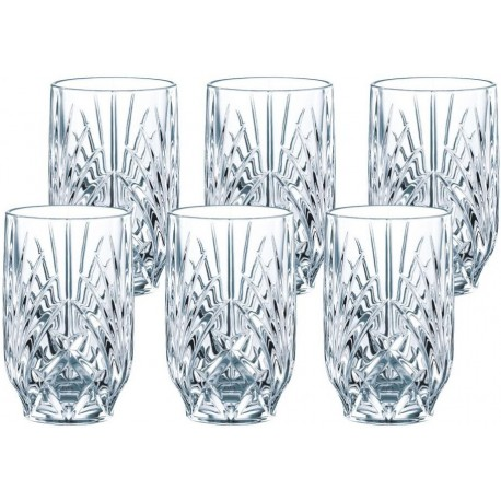 Nachtmann Palals Fruit Juice Tumbler,265ml,Set Of 6pc,(38375)