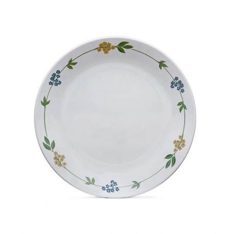 Corelle Secret Garden Medium Plate,6pcs Set