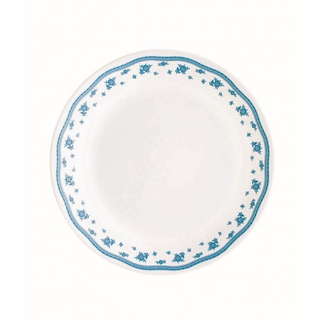 Corelle Morning Blue Small Plate,17cm,6pc