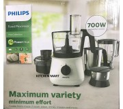 Philips Food Processor 700 Watts 3 Jar Model  HL1661  (New Arrival)