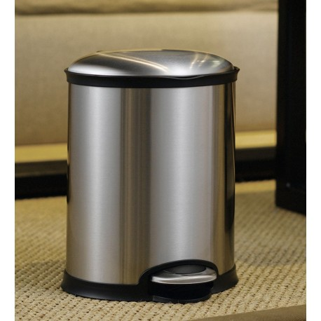 Eko Dustbin Ellipse 12L, by Obsessions