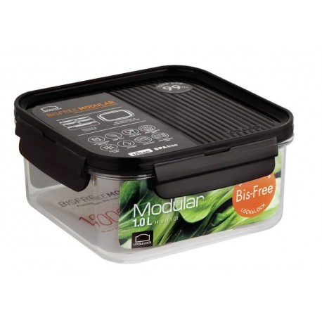 Lock & Lock Modular Container New Tritan 600ml, (LBF452)