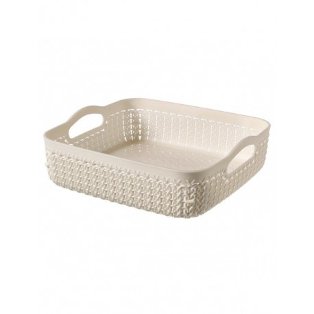 Curver Tray Knit Square 2.8Ltr, (00774)