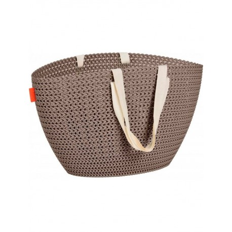 Curver Cozy Bag Emily Knit 23 Litre, (03680)