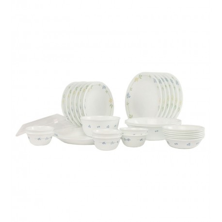 Corelle Secret Garden Dinner Set 30pc,