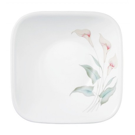 Corelle Lilly Ville Curry Bowl 650ml, (Square)