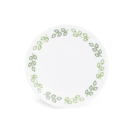 Corelle New Leaf Small Plate 6pcs set, (Round)