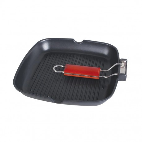 Wonderchef Caesar Folding Grill Pan 24cm