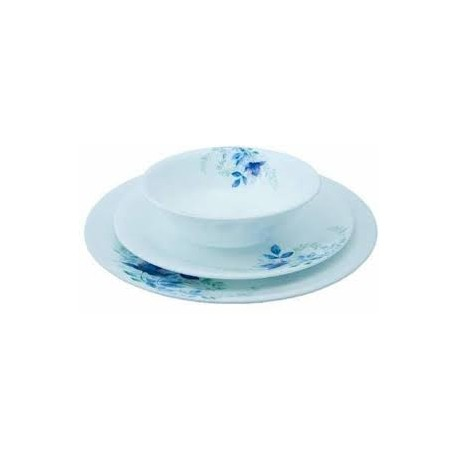 Corelle Dinner Set 21 Pcs Round (LillyVille)