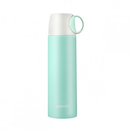 Haers Vacuum Insulated Water Bottle Stainless Steel 500ml, HB-500-17