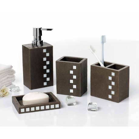 Obsessions Bathroom Set Alvina - 820118 Sandstone