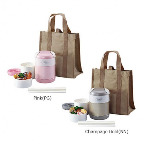 Tiger Lunch Box 2/3 Containers LWU-A092