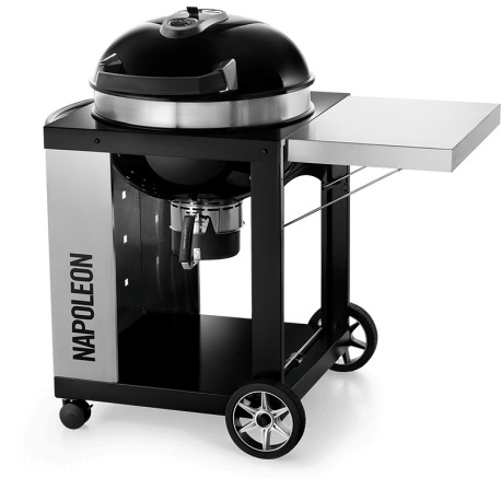 Nepoleon Pro Cart Charcoal Kettle Grill (PRO22K-CART-2)
